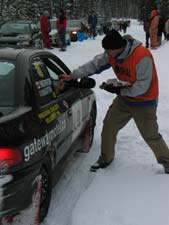 Stage Rally Marshal