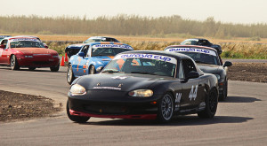 Spec Miata Racing at Castrol Raceway